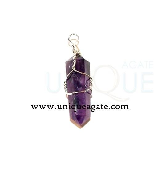 amethyst-double-point-wire