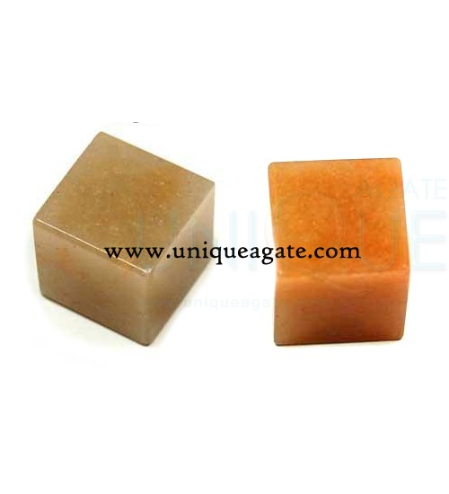orange-aventurine-cubes