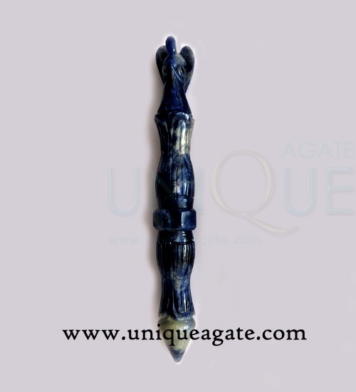 Sodalite-Carved-Angel-Heali