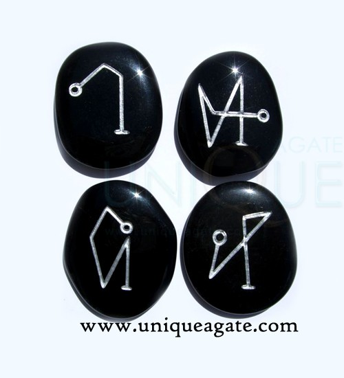 Pagan/Wiccan Sets/Engraved