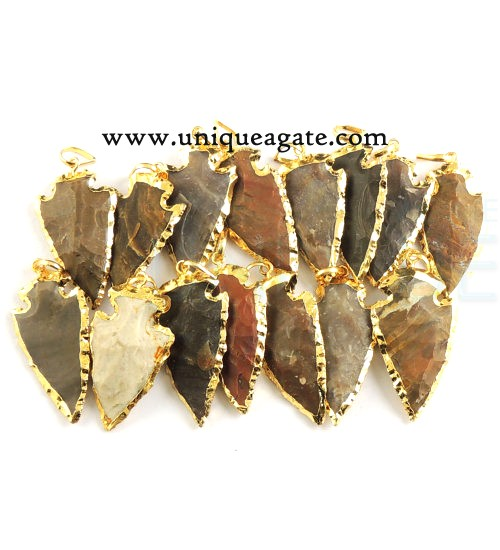 Arrowheads Pendants