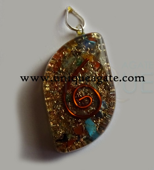 Mix-Onyx-Orgone-Eye-Pendant