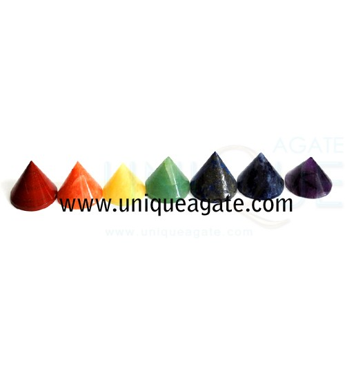 Mix-Stone-Conical-Pyramids