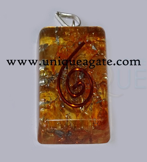 Orange-Orgone-Rectangle-Pen