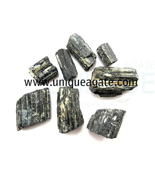 Black-Tourmaline-Raw-Chunks