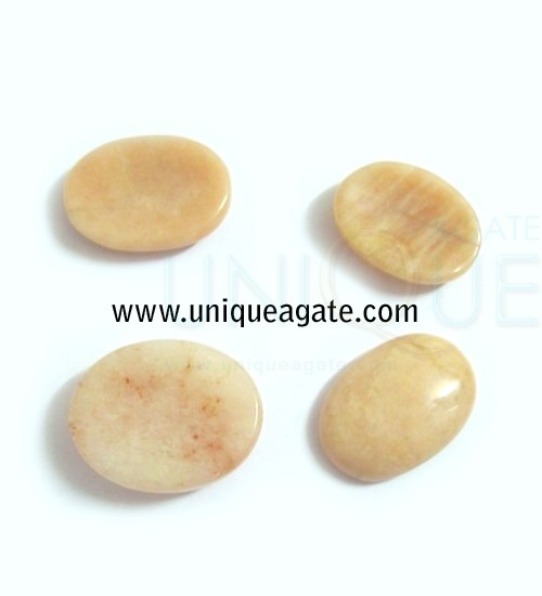 Cream-Moonstone-Worry-Stone
