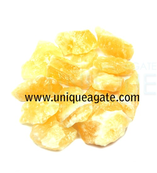 Orange-Calcite-Natural-Chun