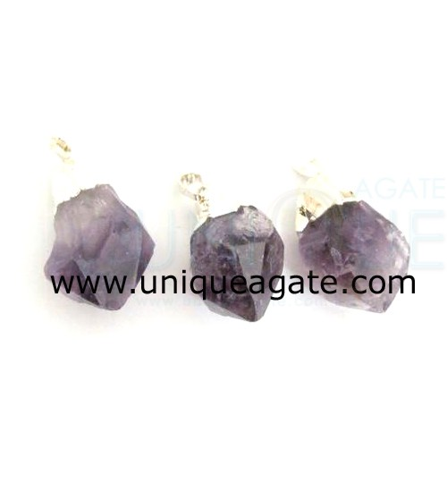 Amethyst-Electroplated-Poin