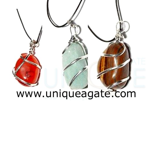 Assorted-Tumbled-Stone-Wire