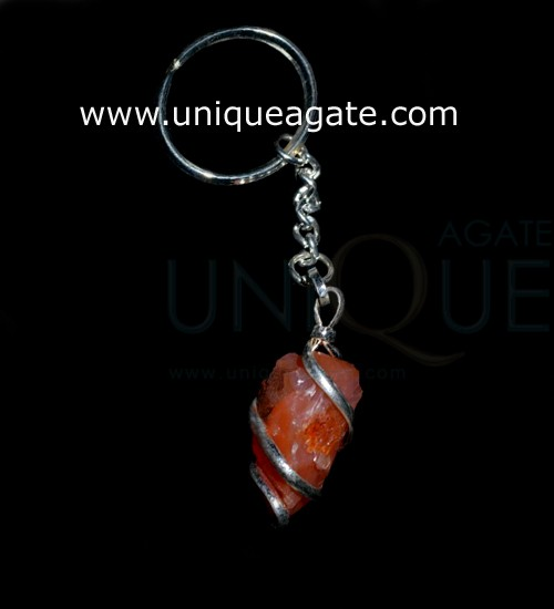 Carnelian-Rough-Wire-Wrappe