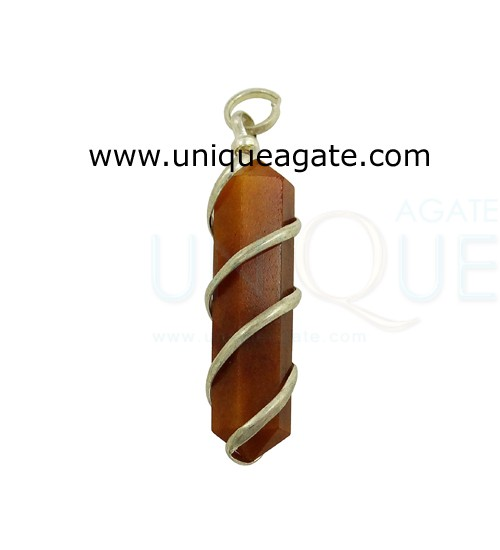 Golden-Quartz-Cage-Wrapped-