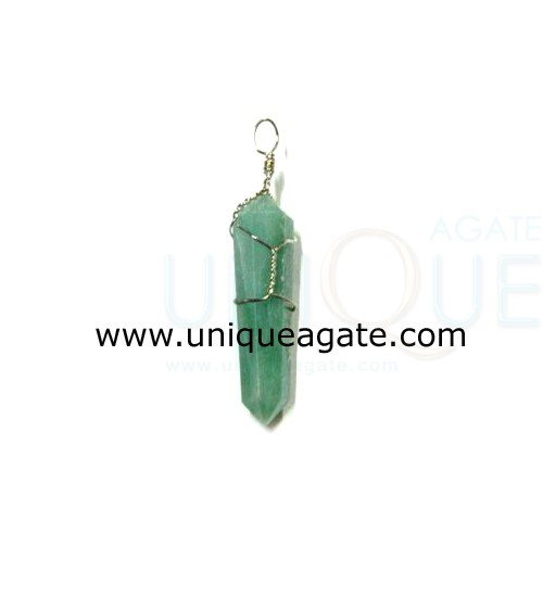 Green-Aventurine-Wire-Wrapp