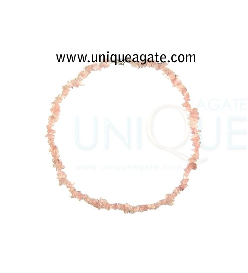 Rose-Quartz-Chips-Necklace