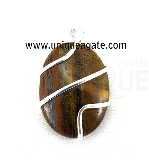 Tiger-Eye-Cage-Wire-Wrapped