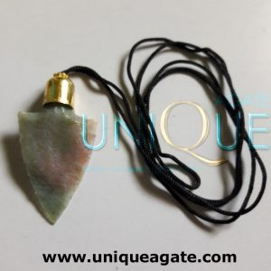 Jasper-Arrowhead-Necklace