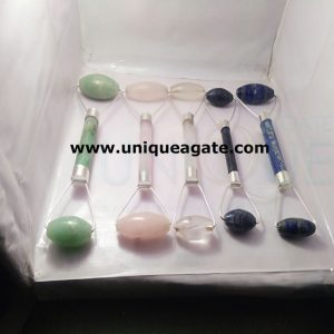 Gemstone Massage Roller