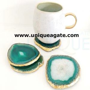Gemstone-Green-Agate-Slice-