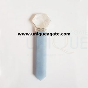 Angelite-Healing-Stick-With