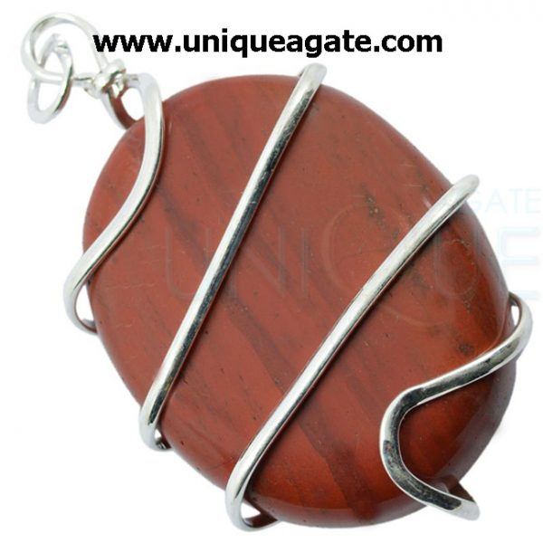 red_jasper_wire_wrapped_oval_shape_pendant_2