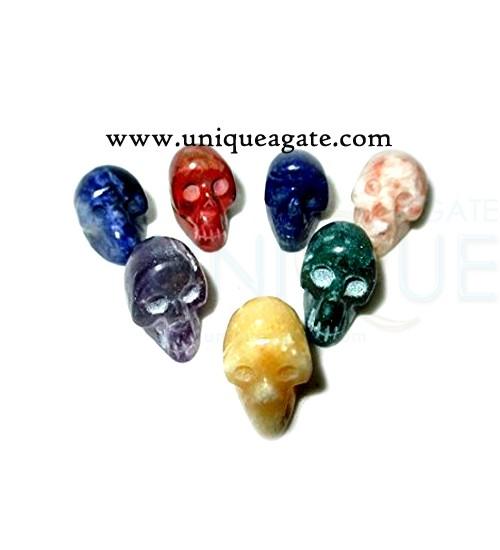 7-Chakra-Gemstone-Skullss