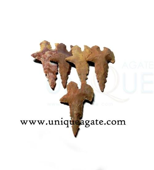 Carved-Artifact-Arrowheads