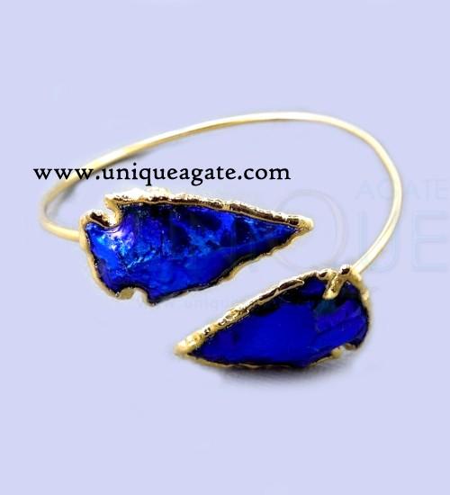 Blue-Colour-Glass-Electropl
