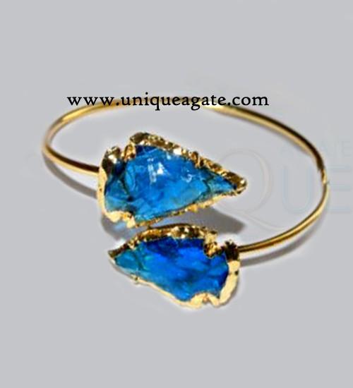 Blue-Colour-Glass-2inch-Ele