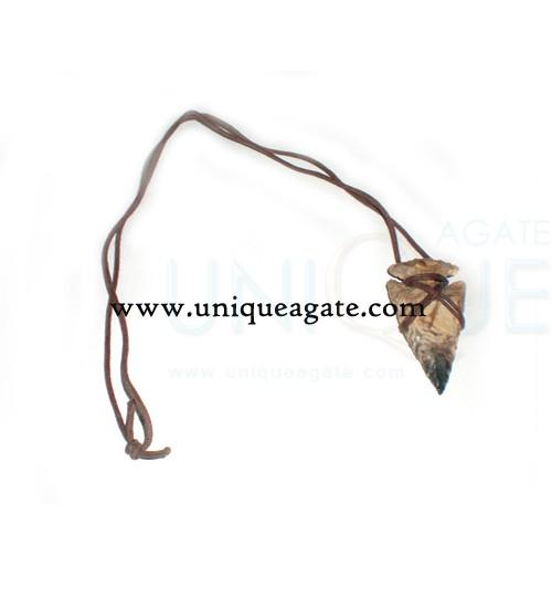 Arrowhead-Necklace