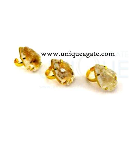 crystal-quartz-arrowhead-Ring