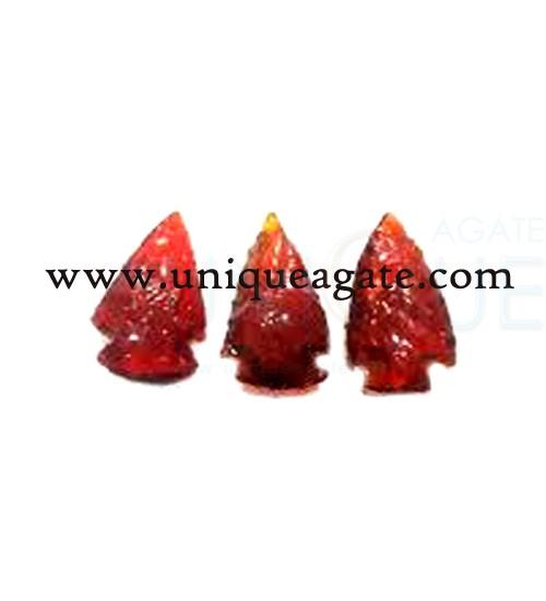 dRed-Colour-Glass-Arrowheads