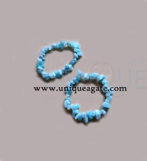 amazonite-chips-bracelets