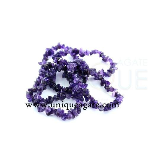 amethyst-chips-bracelets
