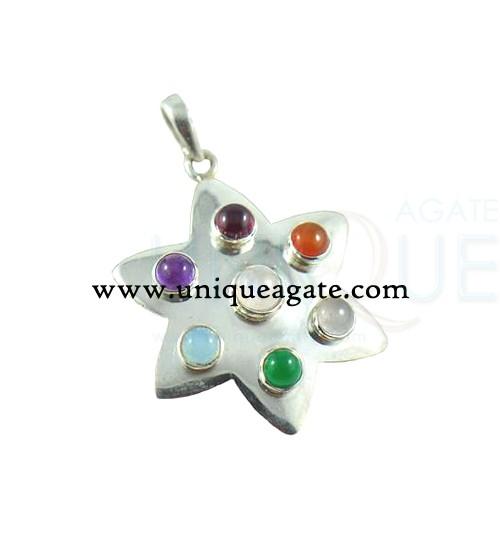 chakra-flower-metal-pendant