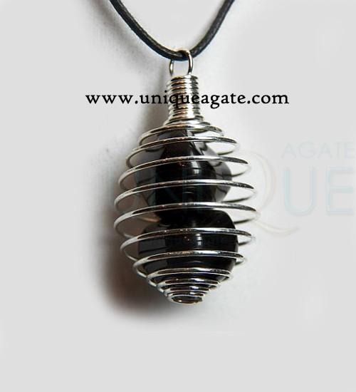 black-obsidian-spiral-cage