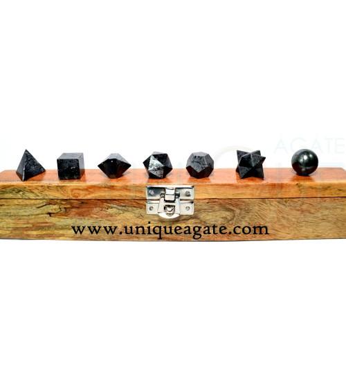hematite-7pcs-geometry-set