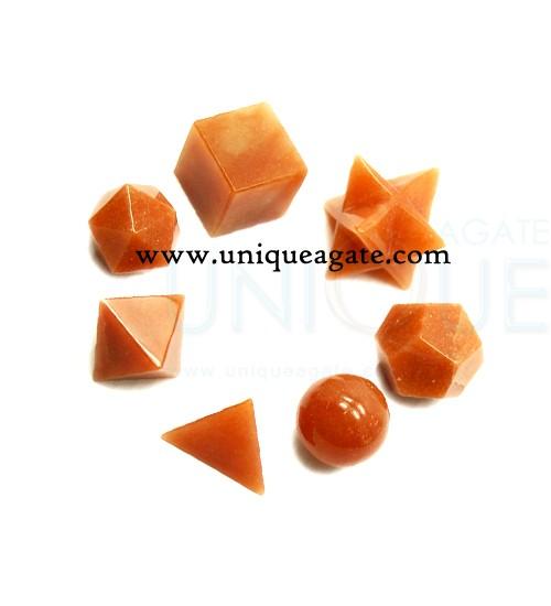 orange-aventurine-7pcs-geom