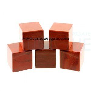 red-jasper-cubes