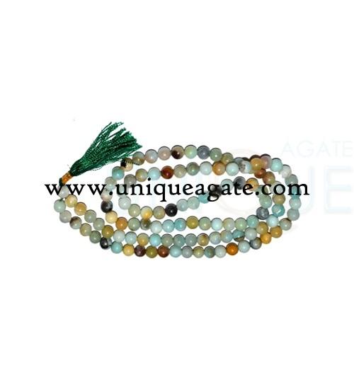 Amazonite-Jap-Mala
