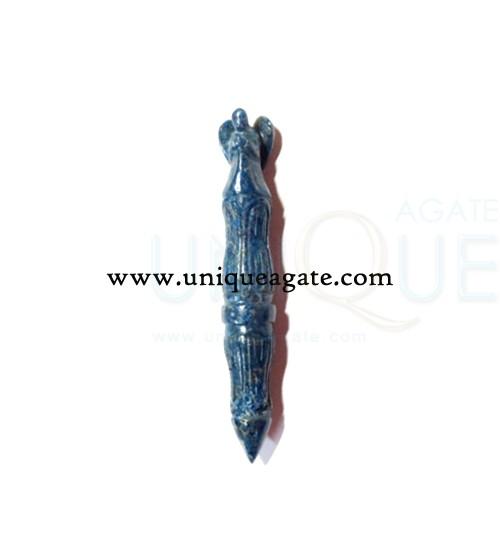 Lapiz-Lazuli-Carved-Angel-H