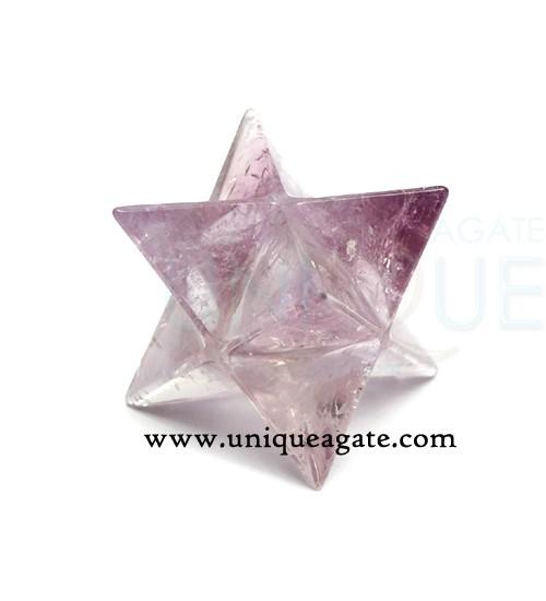 Amethyst-Merkaba-Stars