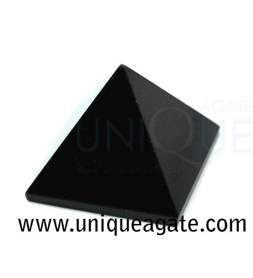 Black-Agate-Pyramid