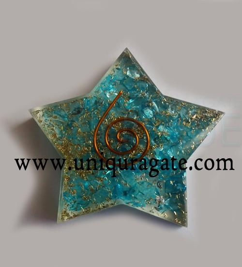 Blue-Onyx-Orgonite-Pentagra