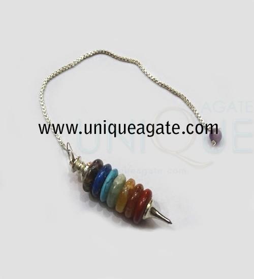 Chakra-Bonded-Tire-Pendulum