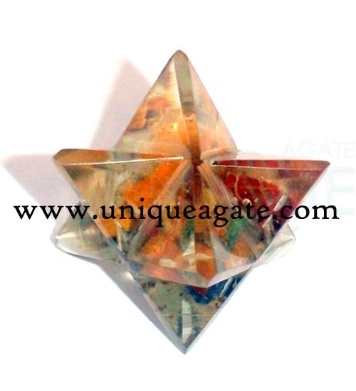 Chakra-Orgone-Merkaba-Star