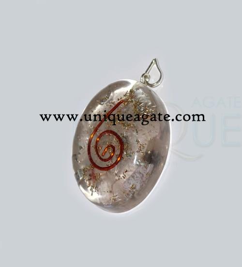 Crystal-Orgone-Oval-Pendant