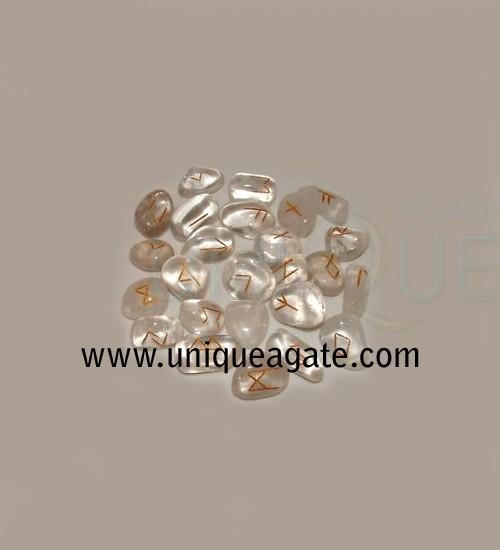 Crystal-Quartz-Rune-Set