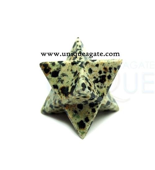 Dalmation-jasper-merkaba -star