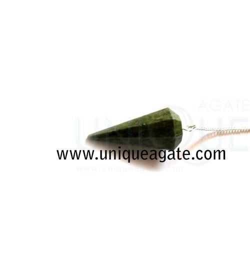 Grass-Jasper-Faceted-Pendul
