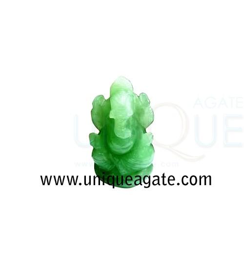 Green-Aventurine-Ganesha