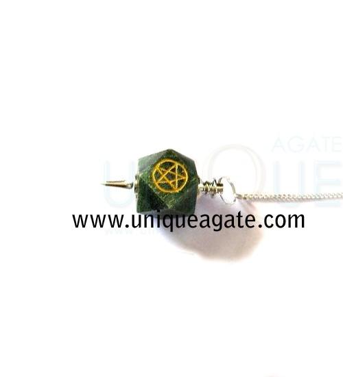 Green-Aventurine-Pentagram-